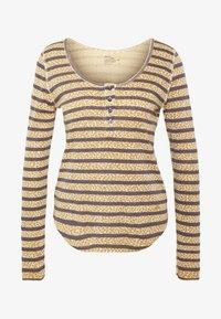 Leon & Harper - TANGOU  - Langærmede T-shirts - sable - 4