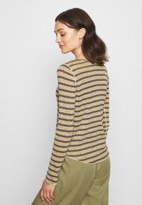 Leon & Harper - TANGOU  - Langærmede T-shirts - sable - 2