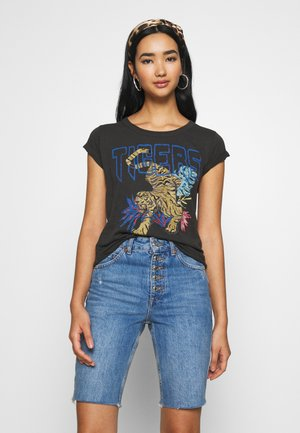 TOVA TIGER - T-shirts print - carbone