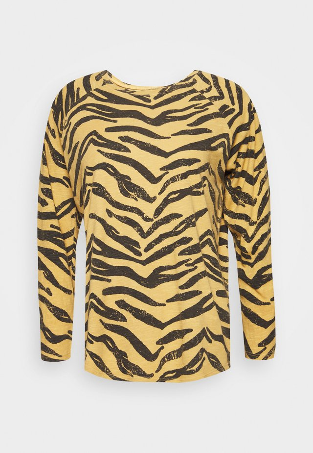 TUMTUM TIGER - Bluser - brown/black