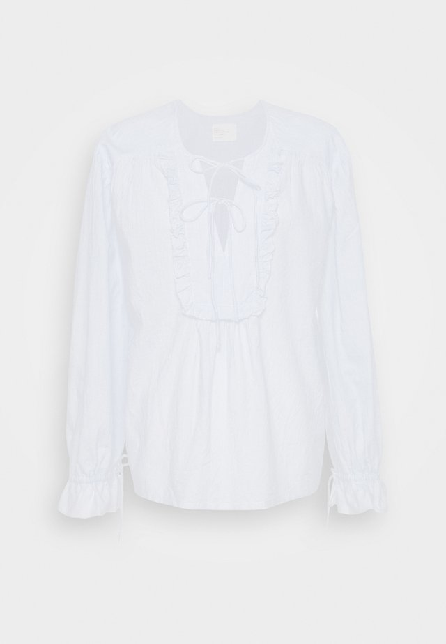 CHOUPETTE STRIPES - Blouse - ecru