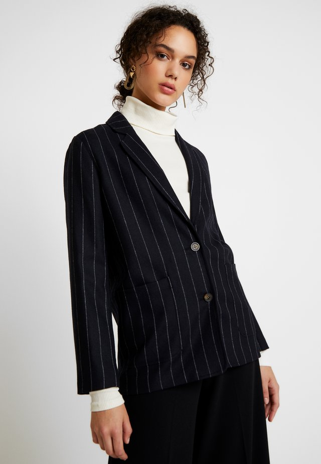 VASCO TENNIS - Blazer - black iris
