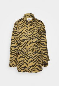 Leon & Harper - VOLVOX FELIN - Short coat - brown - 3