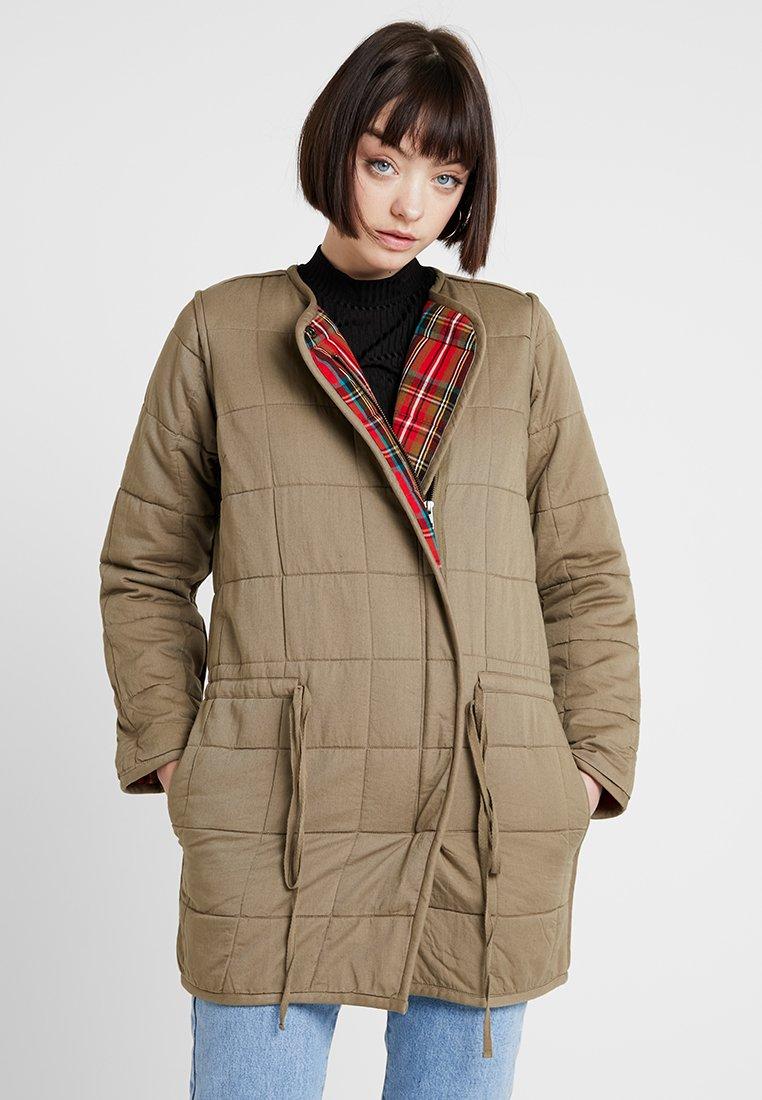 Leon & Harper - VICTORY - Short coat - khaki