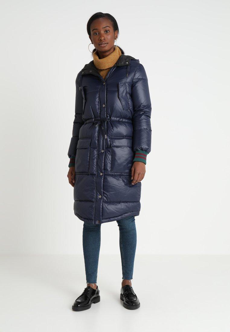 Leon & Harper - Down coat - indigo