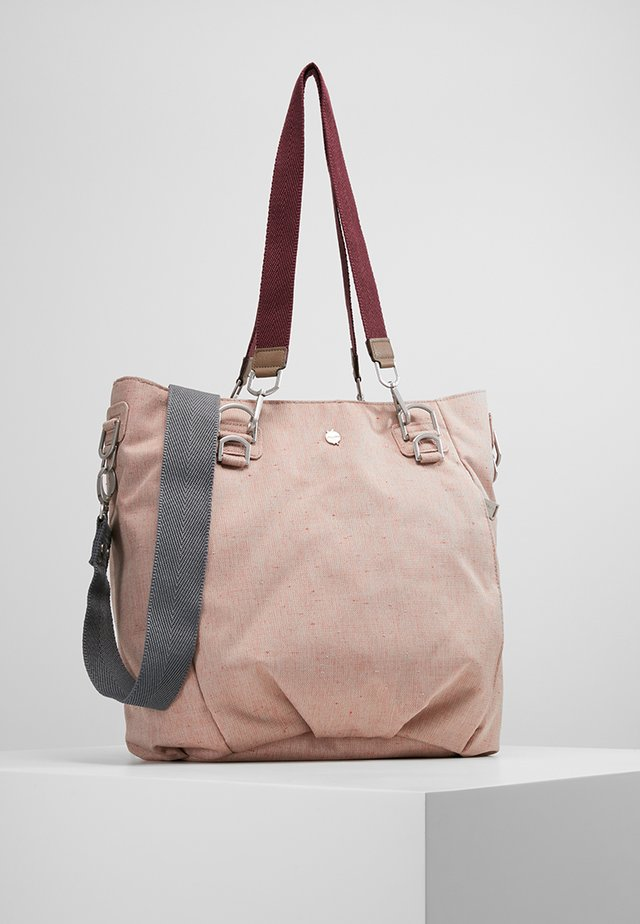 MIX N MATCH BAG  - Wickeltasche - rose