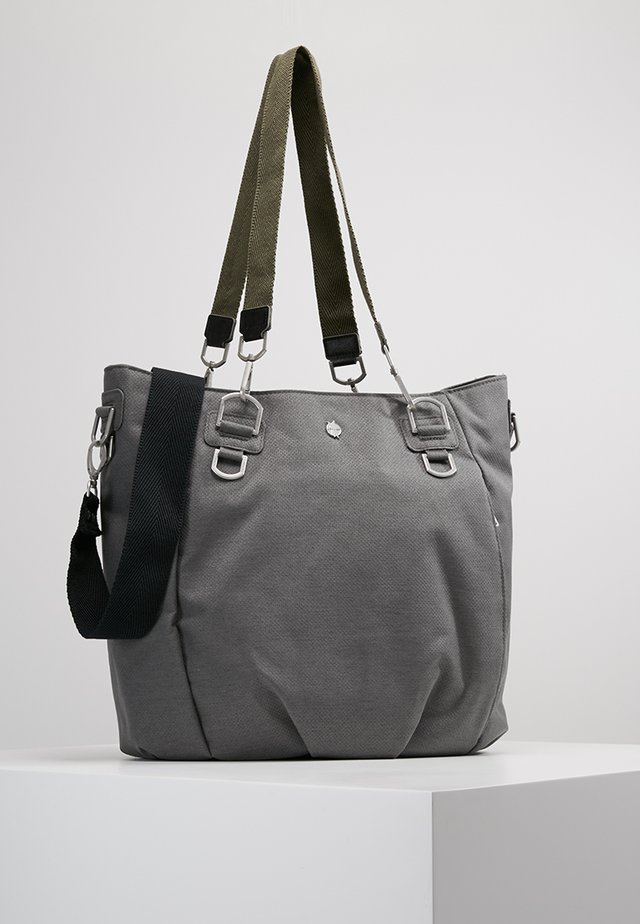MIX N MATCH BAG - Wickeltasche - anthracite