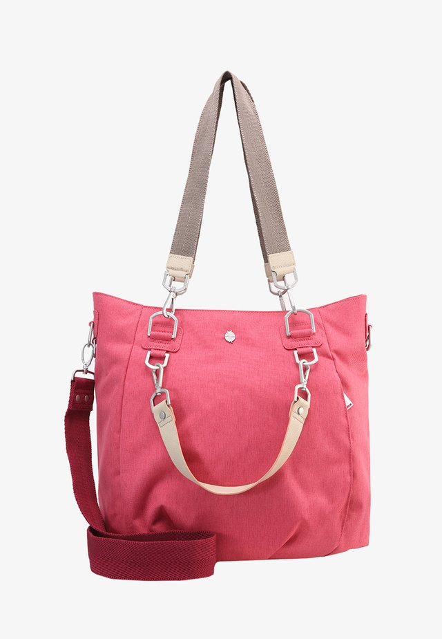 MIX N MATCH BAG - Wickeltasche - strawberry