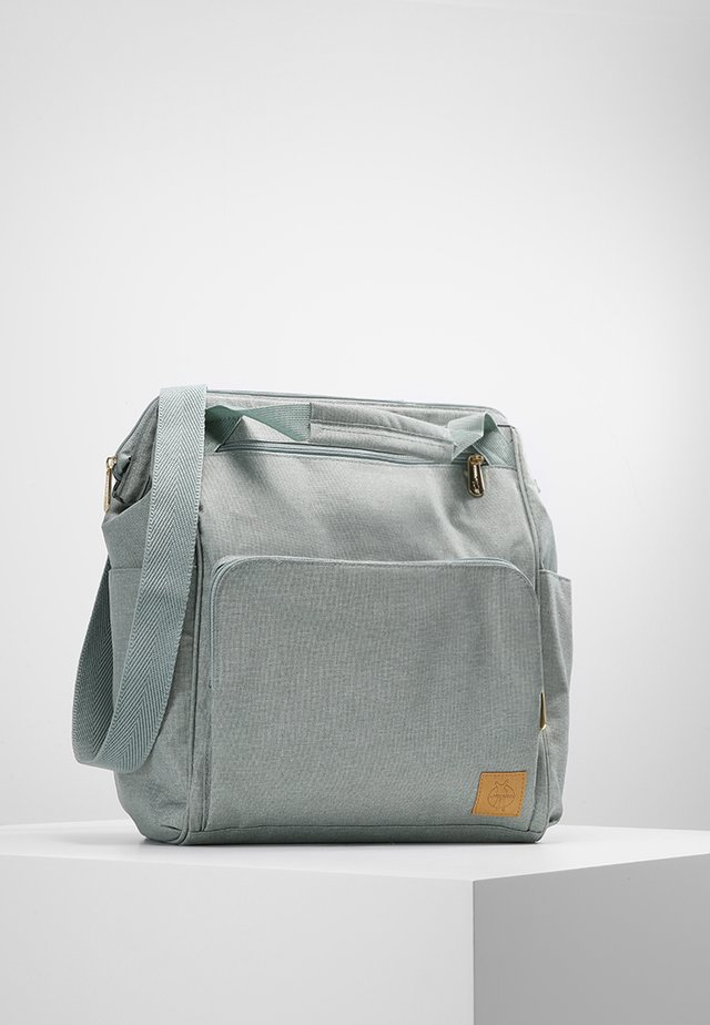 GOLDIE BACKPACK - Wickeltasche - mint