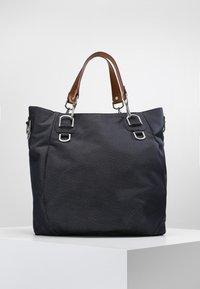 Lässig - MIX N MATCH BAG - Wickeltasche - denim blue - 2