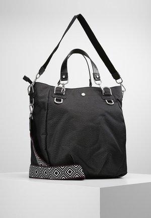 MIX N MATCH BAG - Wickeltasche - denim black