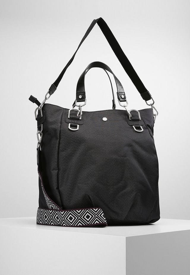 MIX N MATCH BAG - Sac à langer - denim black