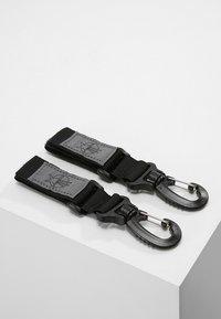 Lässig - NECKLINE BAG - Vaippalaukku - denim black - 6