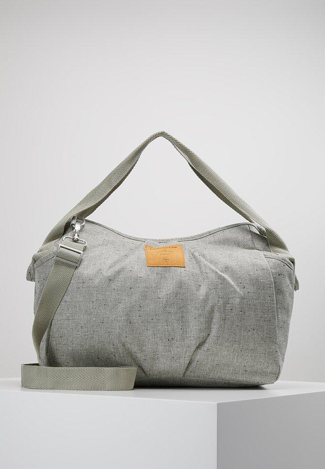 TWIN BAG - Sac à langer - bouclé beige