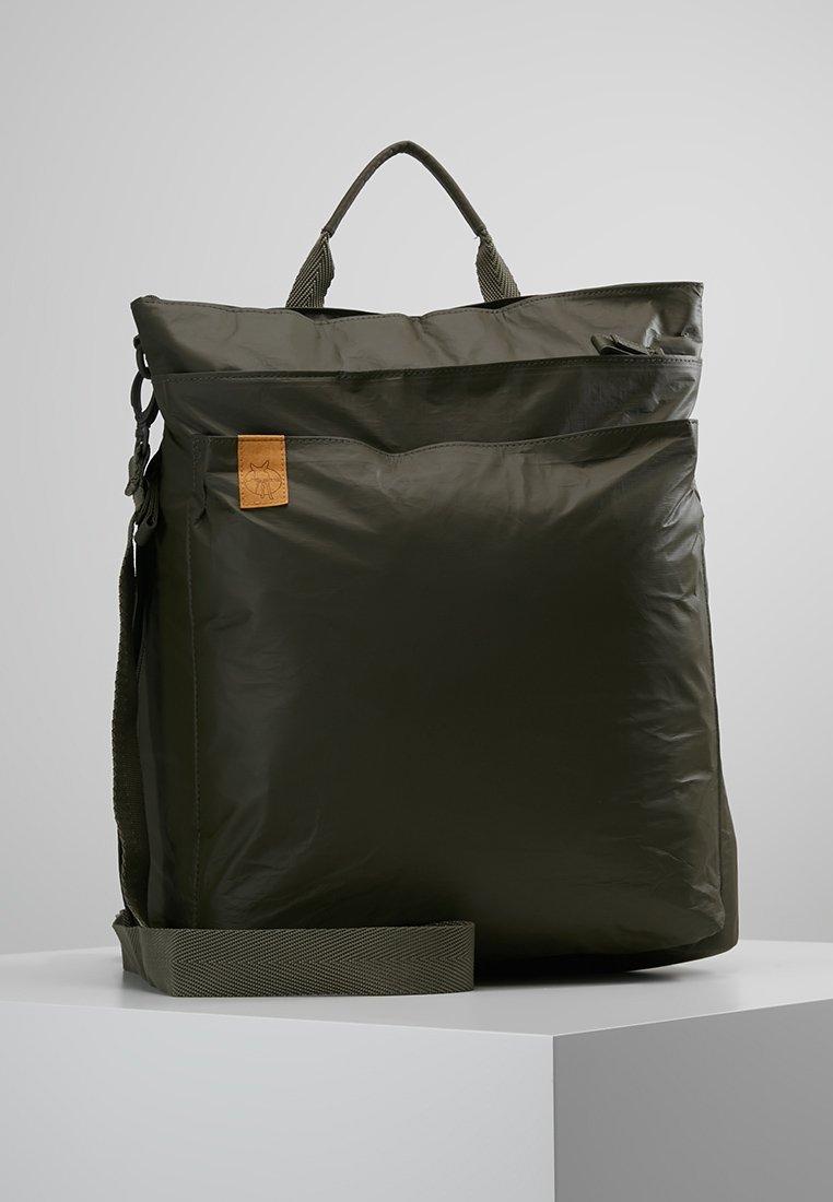 Lässig - TYVE BACKPACK WICKELRUCKSACK - Baby changing bag - olive