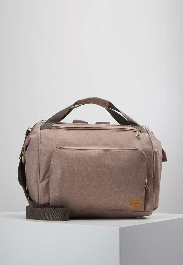 GOLDIE TWIN BACKPACK - Wickeltasche - rose