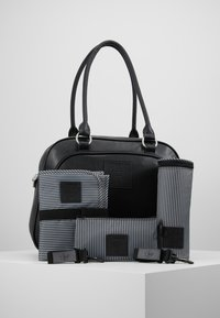 Lässig - TENDER CIPO BAG SET - Wickeltasche - black - 5