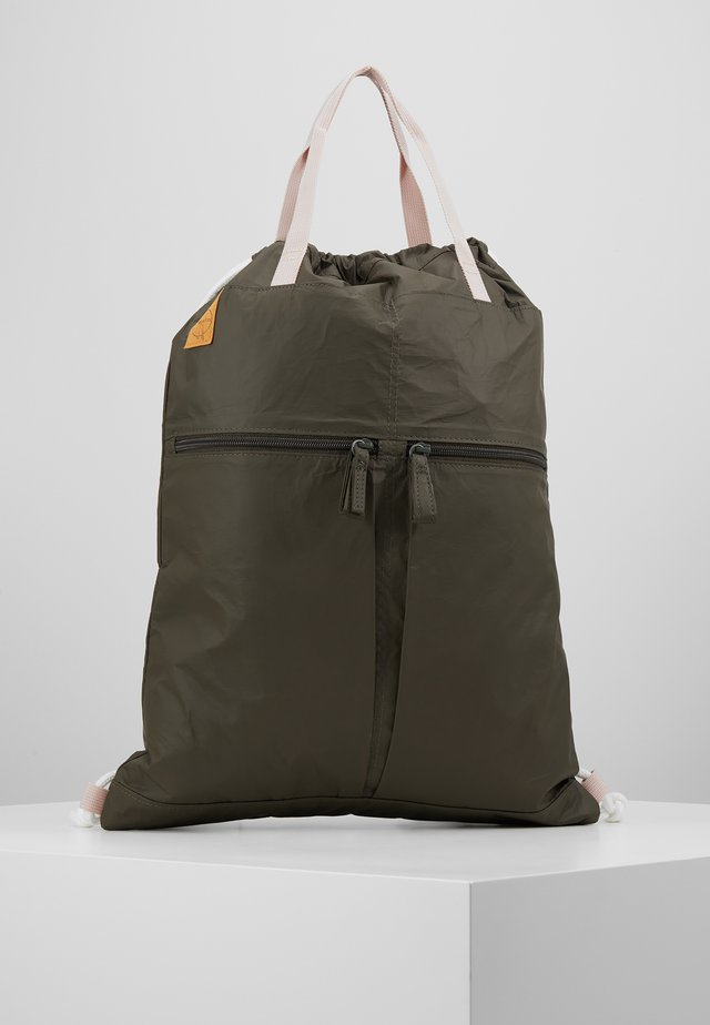 TYVE STRING BAG - Reppu - olive