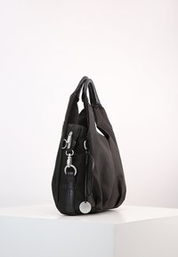 Lässig - NECKLINE BAG - Wickeltasche - black - 3