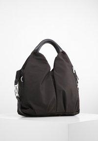Lässig - NECKLINE BAG - Wickeltasche - black - 2