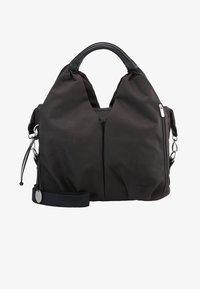 Lässig - NECKLINE BAG - Wickeltasche - black - 7