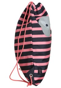 Lässig - MINI STRING BAG LITTLE MONSTERS MAD MABLE SPORTBEUTEL - Reppu - pink/blue - 2