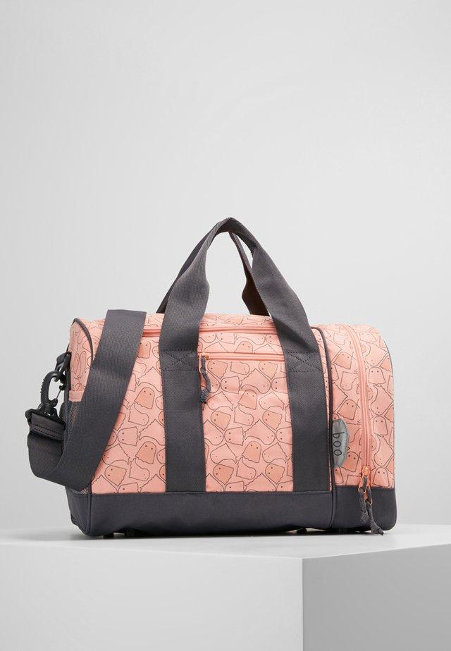 MINI SPORTSBAG SPOOKY - Sports bag - peach