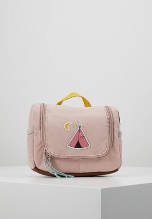 MINI WASHBAG ADVENTURE KULTURBEUTEL - Handbag - rosa