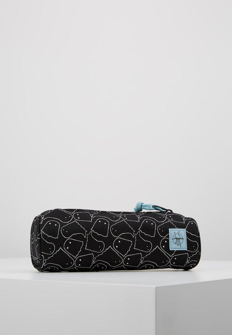 Lässig - SCHOOL PENCIL CASE SPOOKY - Penalhuse - black
