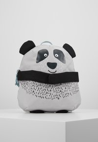 Lässig - BACKPACK PANDA - Reppu - light grey - 0