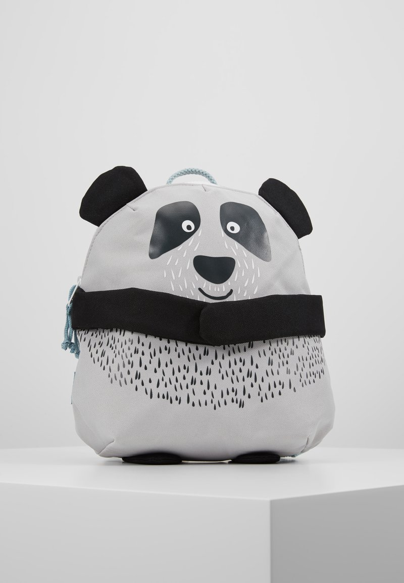 Lässig - BACKPACK PANDA - Reppu - light grey