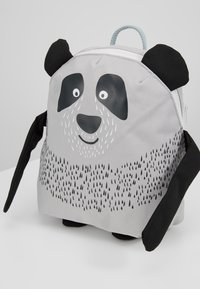 Lässig - BACKPACK PANDA - Reppu - light grey - 2