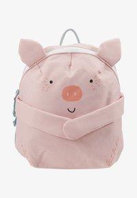 Lässig - BACKPACK PIG - Reppu - rosa - 1