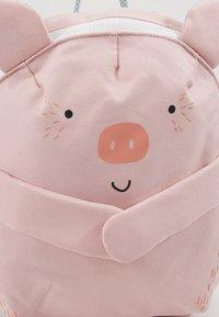 Lässig - BACKPACK PIG - Reppu - rosa - 2