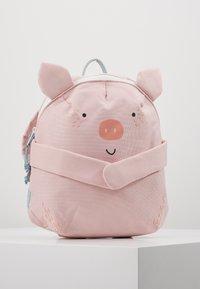 Lässig - BACKPACK PIG - Reppu - rosa - 0