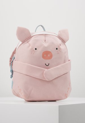 BACKPACK PIG - Reppu - rosa