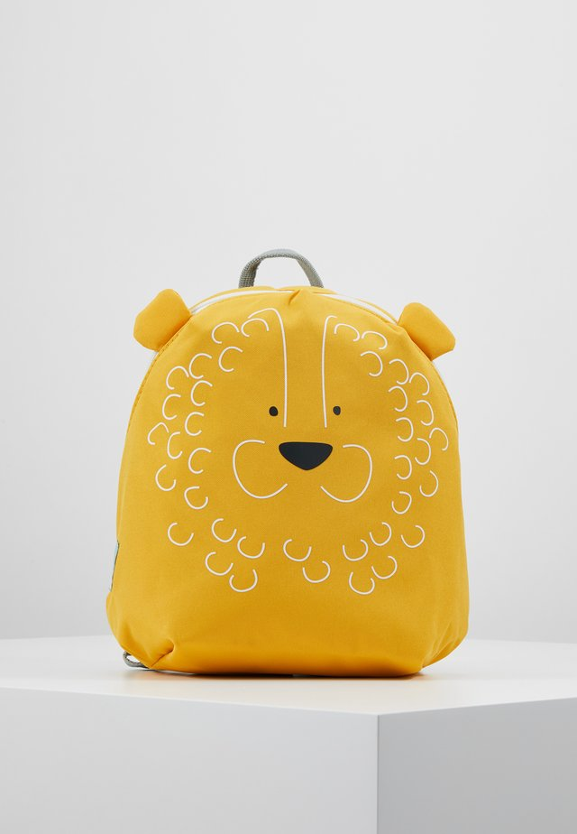 TINY BACKPACK LION - Rugzak - gelb