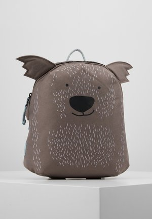 BACKPACK ABOUT FRIENDS CALI WOMBAT - Tagesrucksack - brown