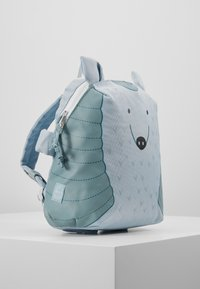 Lässig - BACKPACK ABOUT FRIENDS LOU ARMADILLO - Reppu - blue - 4