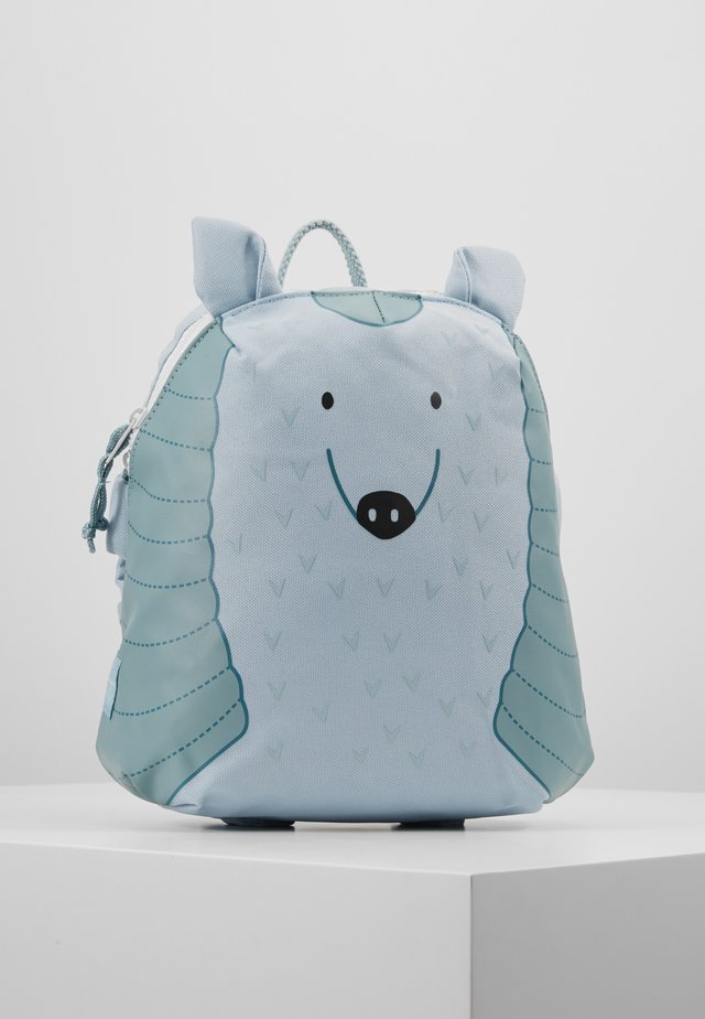 BACKPACK ABOUT FRIENDS LOU ARMADILLO - Sac à dos - blue