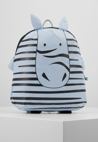 Lässig - BACKPACK ABOUT FRIENDS KAYA ZEBRA - Tagesrucksack - blue - 0