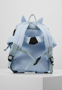 Lässig - BACKPACK ABOUT FRIENDS KAYA ZEBRA - Tagesrucksack - blue - 3