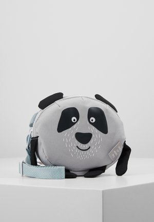 MINI BUM BAG ABOUT FRIENDS PAU PANDA - Taška s příčným popruhem - grey