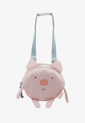 MINI BUM BAG ABOUT FRIENDS BO PIG - Skuldertasker - pink