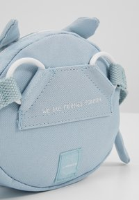 Lässig - MINI BUM BAG ABOUT FRIENDS LOU ARMADILLO - Taška s příčným popruhem - blue - 2