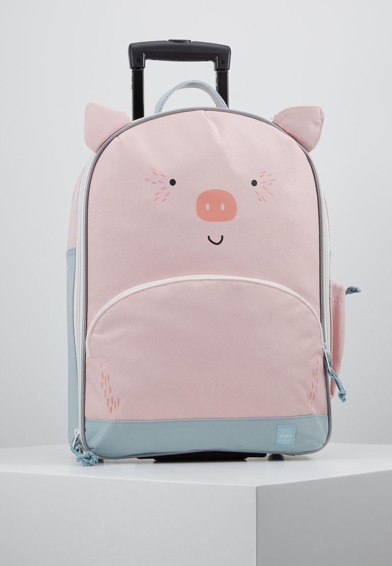 Lässig - ABOUT FRIENDS BO PIG - Matkalaukku - pink
