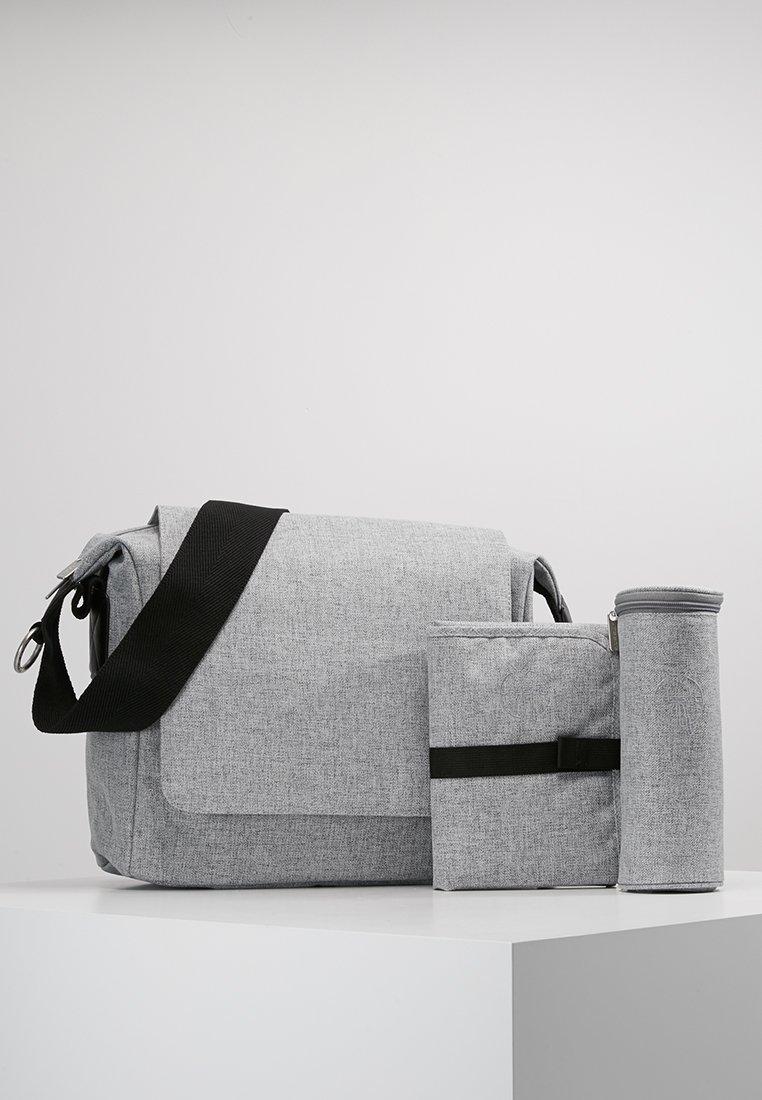 Messanger Langer Small Bag Lässig Black À UpdateSac Melange K1TFcJ3l