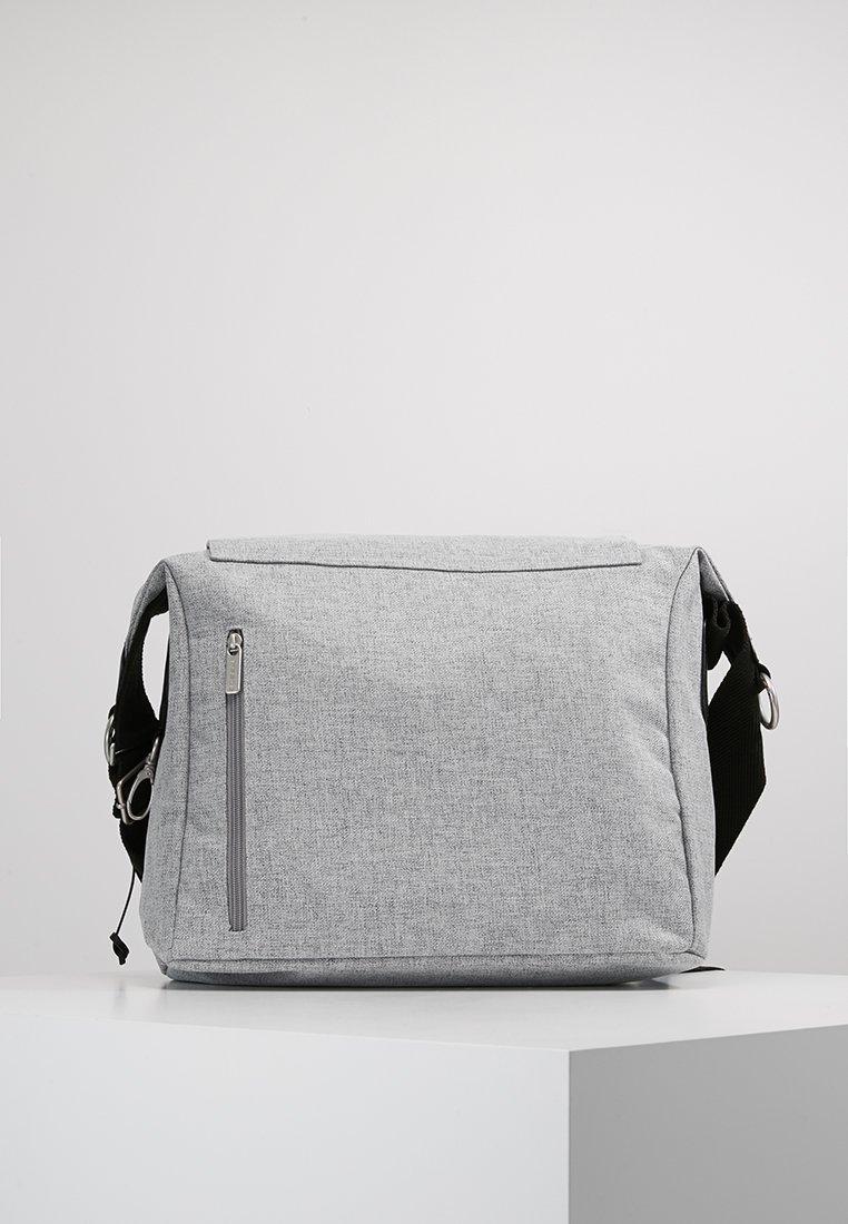Bag Small Lässig Black Messanger UpdateSac Langer Melange À xBeQdCWor