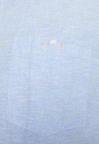 LERROS - Vapaa-ajan kauluspaita - light blue - 5