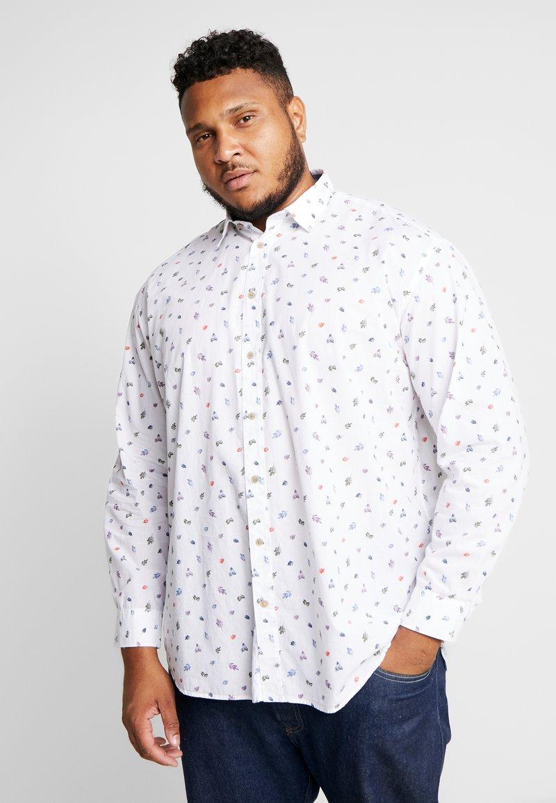 LERROS - KENT - Shirt - white